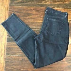Old Navy Black Sweetheart  Skinny Jeans - 8 Reg
